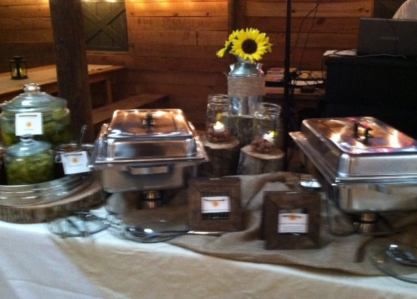 Elegant Expressions Catering. Recipe Provocateur: Wood Ranch's ... - Wood Ranch Catering WB Designs